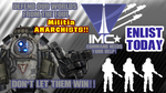 IMC Propaganda Poster by tuestpwned