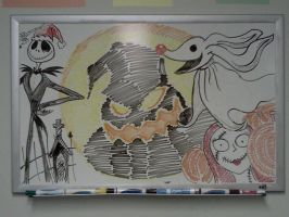 Work Whiteboard by philohistoria