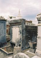 St Louis Cemetary One II by frchblndy-stock