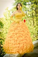 Cosplay Designer Belle art by Lucilla665