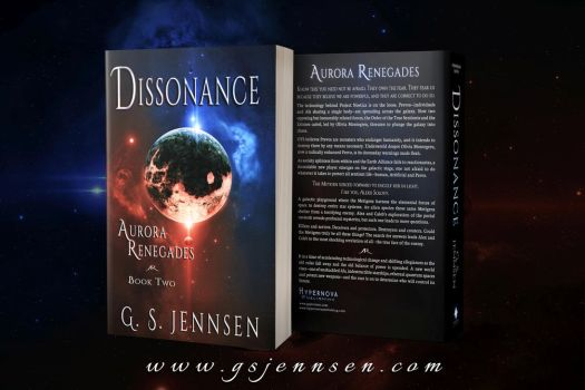 Dissonance: Aurora Renegades Book Two by GSJennsen
