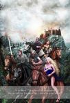 Book I of Vikings Trilogy by BrookeGillette