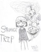 Strange Trip by yeagerspace