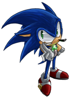 Project 20: Sonic's BDay by ShinyZango