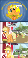 Applejack's Element of Honesty Adventures 3 by bronybyexception