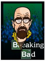 Walter White by saintpepsi
