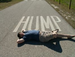 HUMP by BloodiedGypsy
