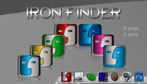 Iron Finder by Control-X