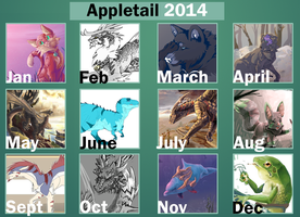 Appletail 2014 by Appletail