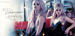 Banner Avril Lavigne2 by shad-designs