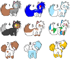Points Adoptables 1# (~OPEN!~) by Ask-Mosspath