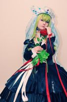 C.C witch by Lilian-hime