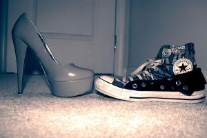 converse vs steve madden by dontbemad