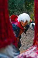 DEVIL MAY CRY JOSEY by JOSEYSENSEY