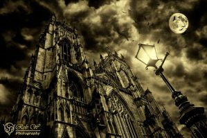 York Minster by vanner