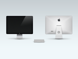 Cinema Display by montydesi