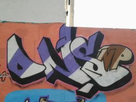 Litlle Letters by Dnsone