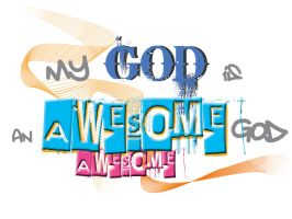 God-Awesome by PaintGirl-just-one