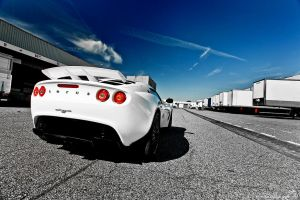 White Exige S by alexisgoure