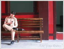 Are you there? by SHANGHAi