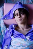 Sleeping Rivaille by cvetdispersia