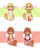 Sugar Babies ~ 54 (Auction - Closed) by LunarAdopts