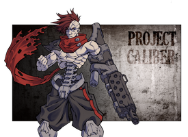 Project Caliber by NoahW