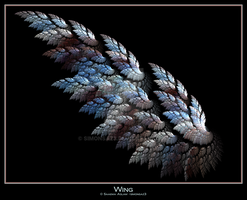 Fractal: Wing by simonsaz3
