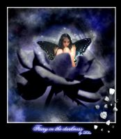Fairy in the darkness by BibianaX