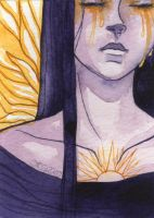 Empath ATC:ACEO by JLGribble