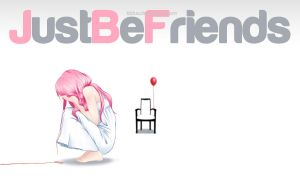 Just Be Friends by trasigpenna