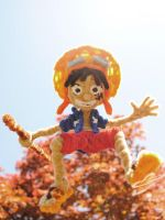 Pipe Cleaner Luffy by JoLuffiroSauce