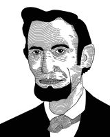 07-03-11 Vector Lincoln by mongreldesigns