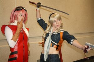 Megacon 2011- Sucker Punch by misa-chan20
