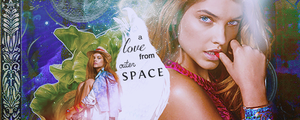 a love from outer space by Blowthat