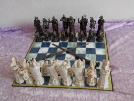 Wizard chess game by LeaWer