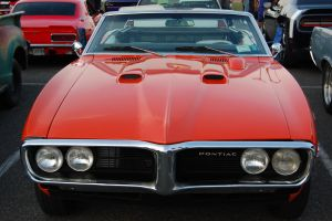1968 PONTIAC Firebird 350 H.O. Convertible (I) by HardRocker78