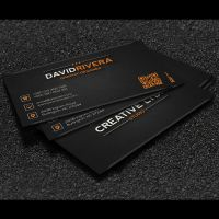 Free - Business Card Template by GreyFoxGR