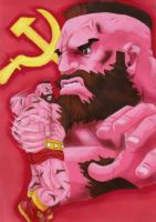 Zangief by Joker-laugh