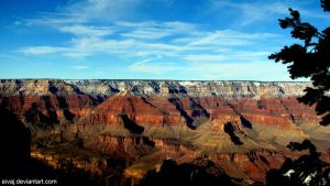 South Rim Grand Canyon by eivaj