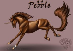 Adopting - Pebble by FlareAndIcicle