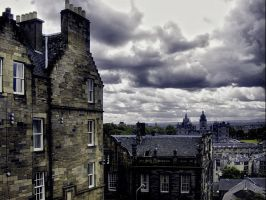 Scottish Sky by cahilus