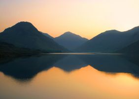 Wasdale Dawn by Capturing-the-Light