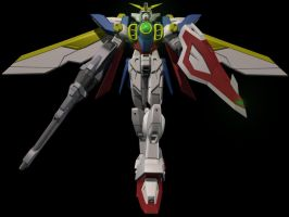 Wing Gundam by maverick8