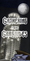 The Gathering of the Gargoyles by kozispoon