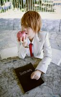 Deathnote: Apple's Poison by BanditYinG
