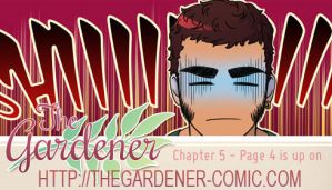 The gardener - Chapter 5 page 4 by Marc-G