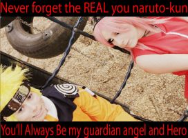 Never forget my guardian angel by sakykeuh