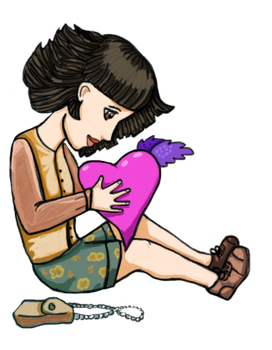 Heart for subeta user. last one. by DeviantExtract