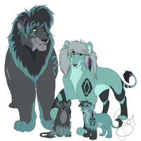 The Family by Zentina